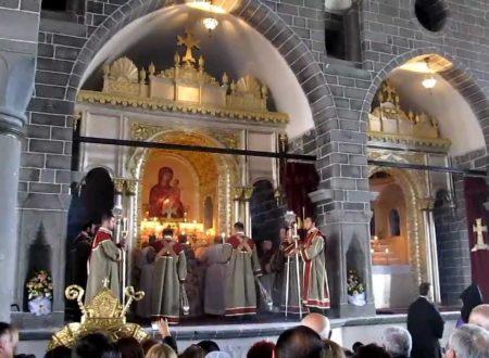 Un premio per San Ciriaco a Diyarbakır