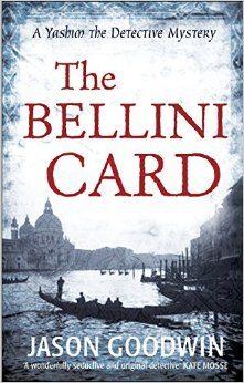 I libri su Istanbul, Il ritratto Bellini (di Jason Goodwin)