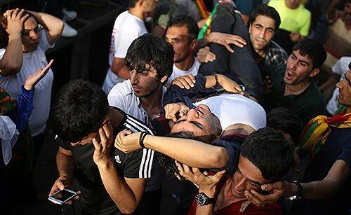 Attentato a Diyarbakır