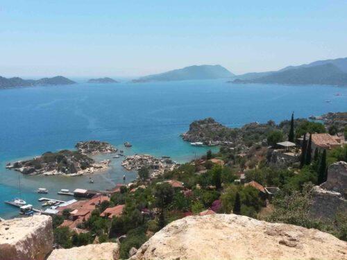 In vacanza in Turchia, Kekova e Simena