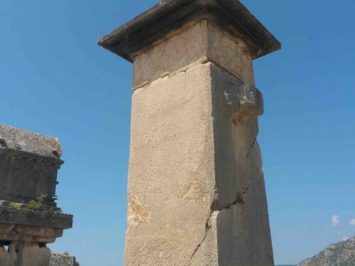 In vacanza in Turchia, Xanthos e Letoon