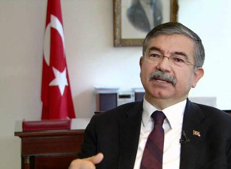 Il nuovo presidente del Parlamento turco