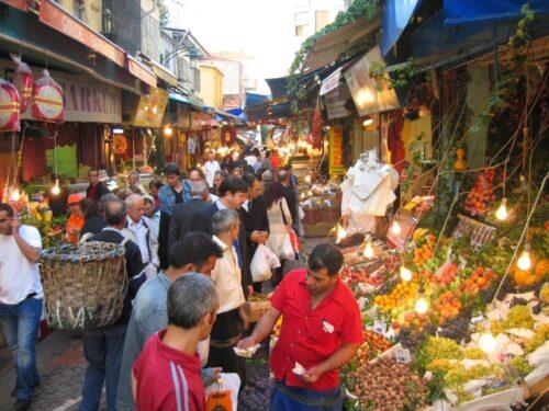 La sponda asiatica di Istanbul