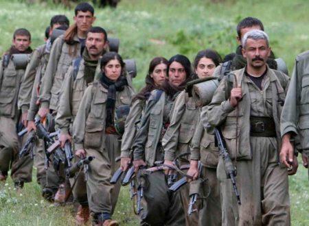 Il Pkk e il rischio terrorismo in Turchia