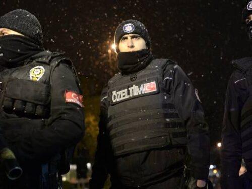 Sicurezza a Istanbul (luglio 2015)