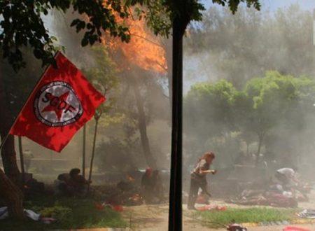 L'attentato di Suruç e la sicurezza in Turchia