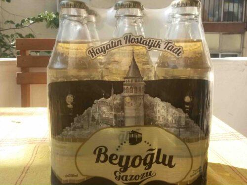 La gazoz di Beyoğlu (e la torre di Galata)