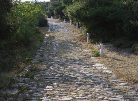 La via Egnatia (porta) a Istanbul