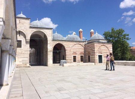 Le moschee di Istanbul, Mihrimah Sultan
