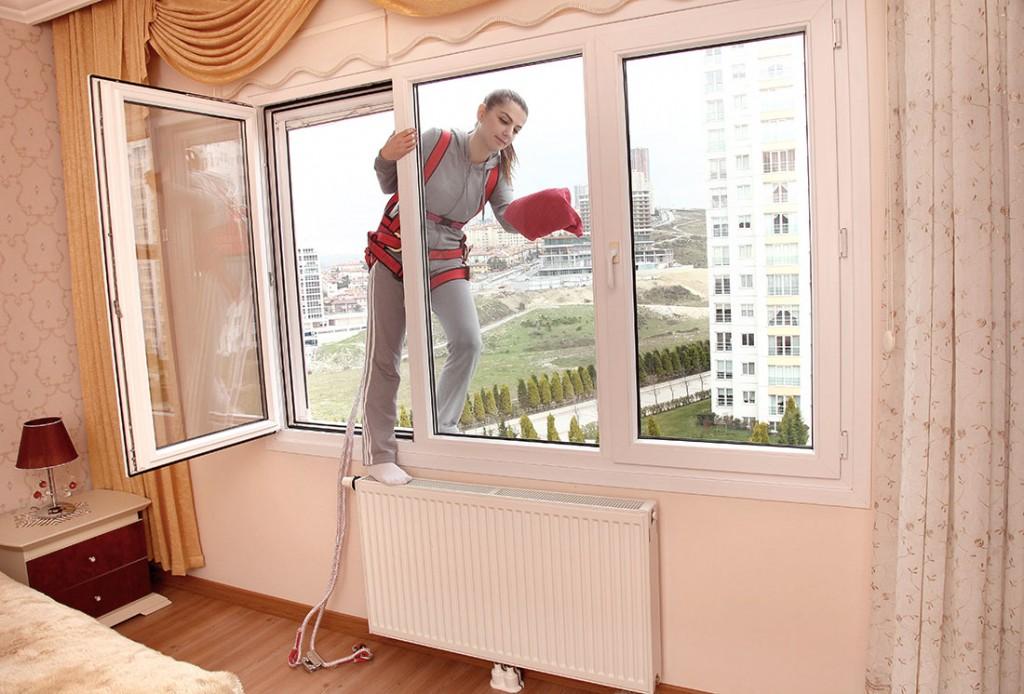 Come pulire vetri e finestre a istanbul istanbul europa - Pulizia vetri finestre ...