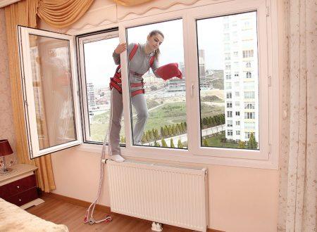 Come pulire vetri e finestre a Istanbul