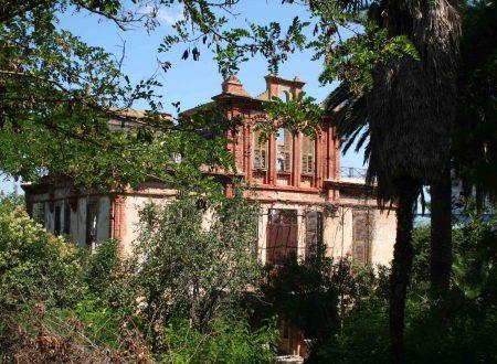 La casa di Trotsky a Büyükada (in vendita)