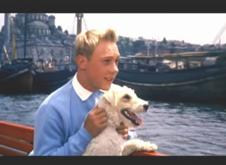 Tintin a Istanbul
