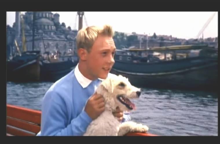 Tintin et le mystere de la Toison d Or
