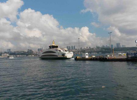 Il nuovo vapur di Istanbul
