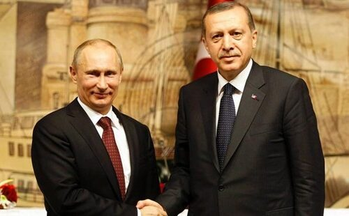 Erdoğan e la bufala su Putin