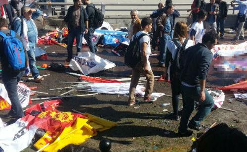 Considerazioni sull'attentato di Ankara