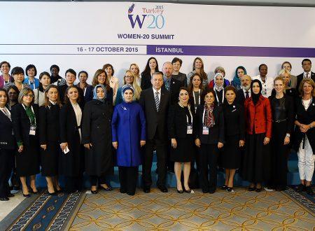 Islam, donne e il W20 di Istanbul