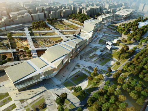 Il (futuro) museo archeologico di Yenikapı
