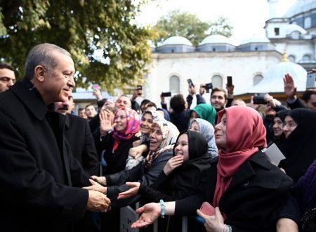 Erdoğan vince le elezioni e riconquista la maggioranza assoluta