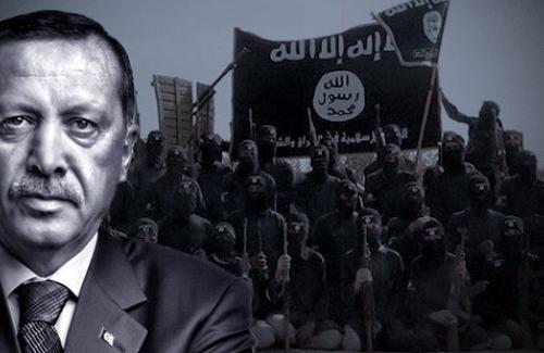 Il Califfo è Erdoğan