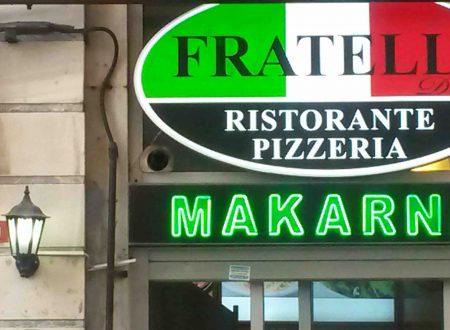 La pizza dinamitO dei Fratelli Duri