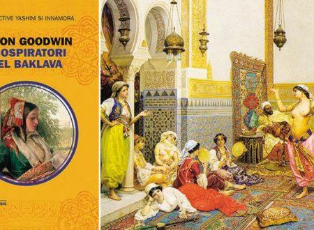 I libri su Istanbul, I cospiratori del baklava (di Jason Goodwin)