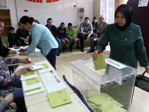 I brogli elettorali in Turchia
