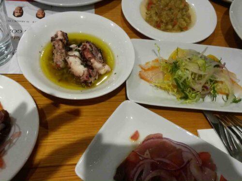 A cena da Eataly con Giancarlo Gottardo