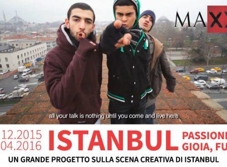 Mostra su Istanbul al Maxxi di Roma