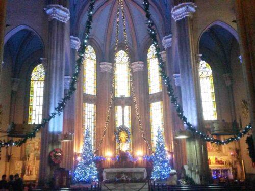 Natale a Sant'Antonio (di Istanbul)