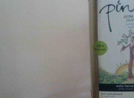 L'olio della Pina