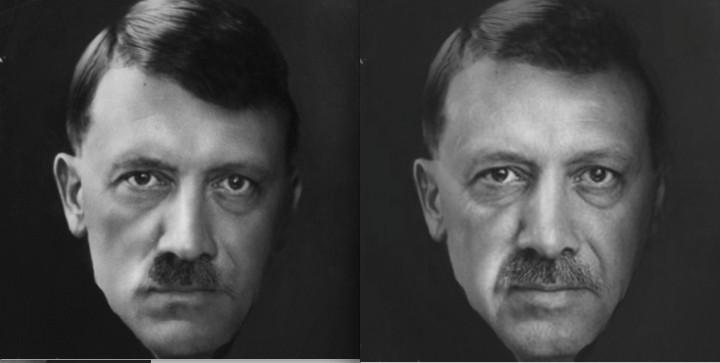 ErdoganHitler