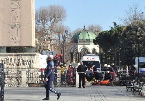 Attentato e sicurezza a Istanbul (gennaio 2016)