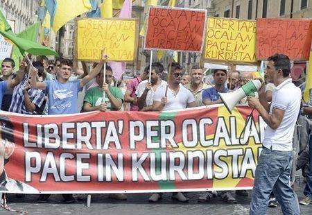 Abdullah Öcalan cittadino onorario di Napoli
