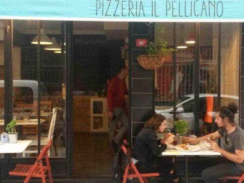 Le pizzerie a Istanbul, Il Pellicano