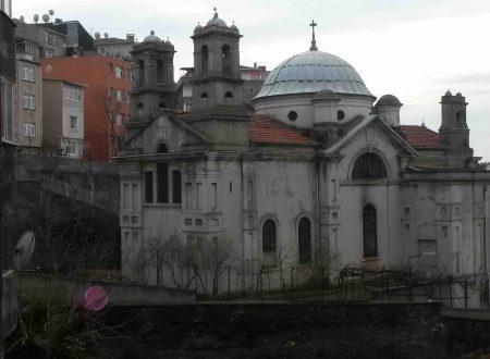 Le chiese di Istanbul, Aya Tanaş