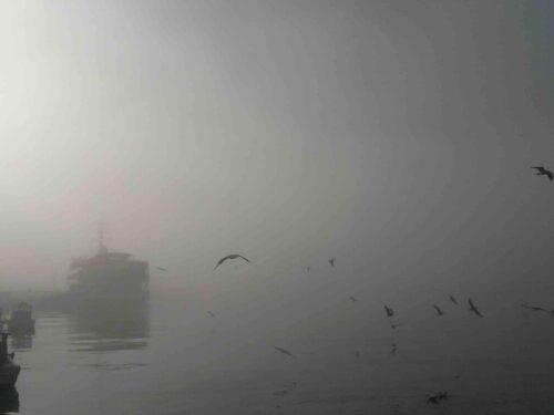 La nebbia di Istanbul