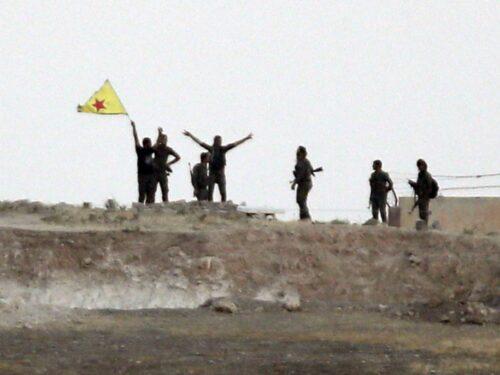 La Turchia attacca la Siria