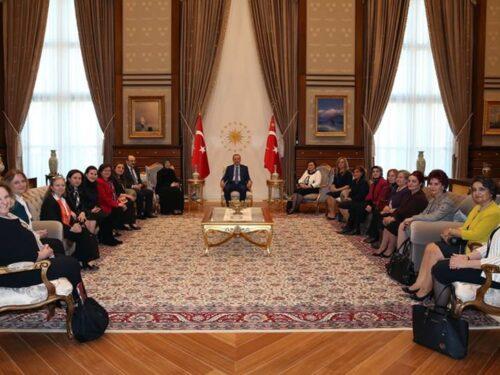 Erdoğan, l'8 marzo e le donne turche