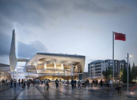 Il nuovo centro culturale Atatürk a Istanbul