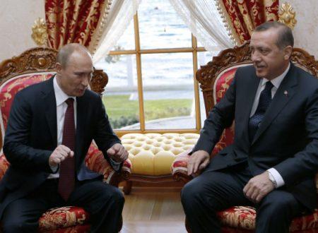 """Erdoğan, l'Isis e le """"prove"""" di Putin"""