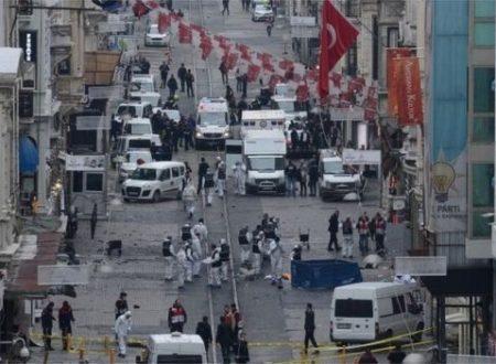 Attentati e sicurezza a Istanbul