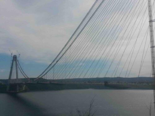 Il terzo ponte sul Bosforo