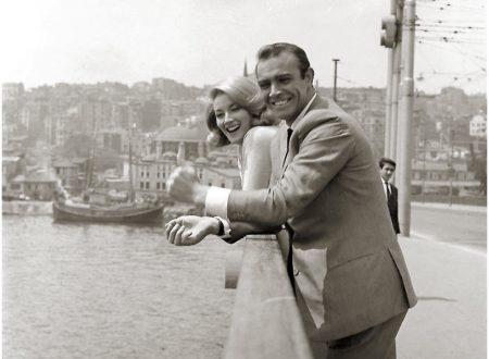 I libri su Istanbul, Dalla Russia con amore (007)