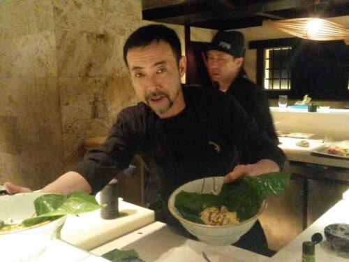 Compleanno da Maromi, dove il cibo (giapponese) diventa arte