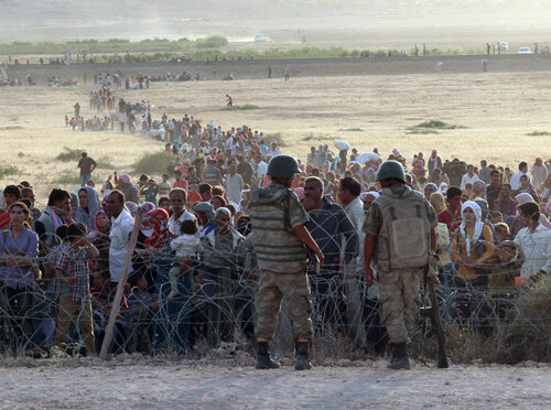 La Turchia e il vortice siriano (su Aspenia)