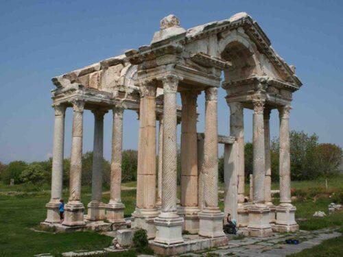 In vacanza in Turchia, Aphrodisias