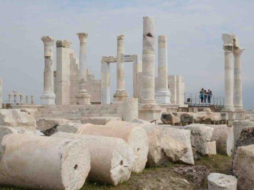 In vacanza in Turchia, Laodicea e l'Apocalisse