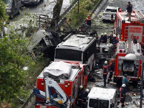 L'Ansa e il terrorismo in Turchia
